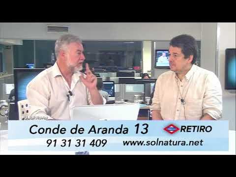 Miguel Angel Ruiz Novo. Entrevista en Redacción Abierta de Intereconomía TV