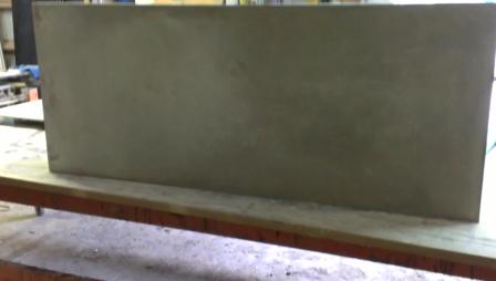 Range wall Backsplash