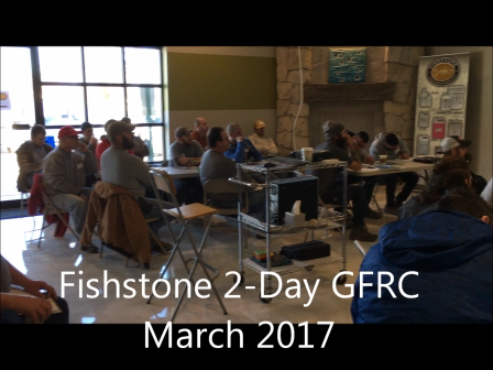 Fishstone GFRC 2 Day training workshop