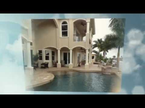 Waterfront Custom Built SW Cape Coral Home