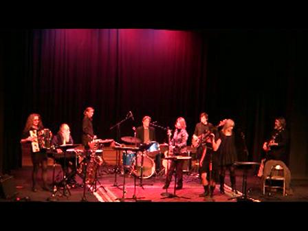 Joell Jacob performing at The Ivoryton Playhouse