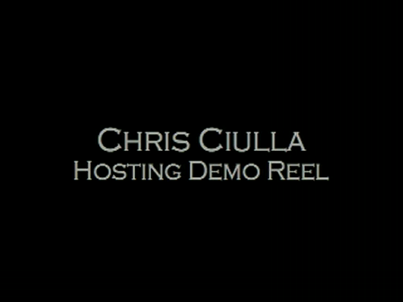 Chris Ciulla Host Reel 7-19-10