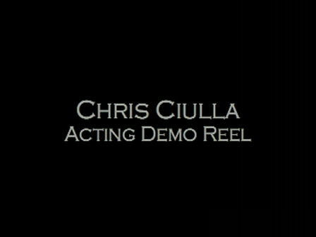 Chris Ciulla Acting Reel 7-19-10