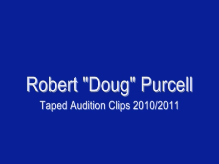 Taped Audition Demo