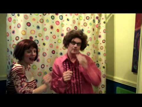 Shell & Jape Show (OUT TAKES) 60's dance