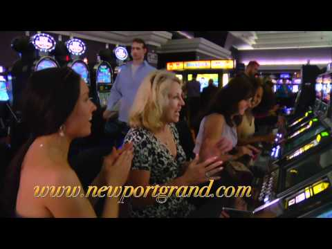 """Newport Grand Slots_""""JustGirls30 spot"""" Terri Nobleman"""