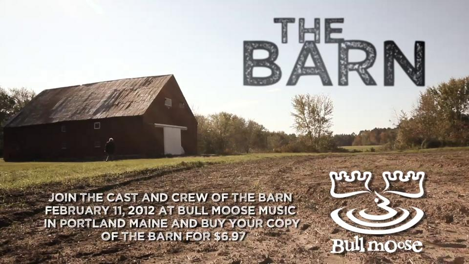 The Barn: Bull Moose Ad