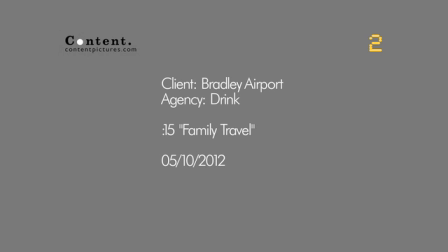 Bradley Airport Commercial