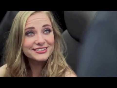"""Erica Derrickson in """"Melt"""" car scene"""