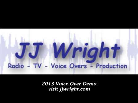 2013 Voice Over Demo reel