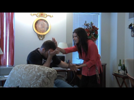 """The Shaky Recovery"" w/ Boston Actress, Lynn Julian. PSA About Alcoholism DEMO REEL CLIP"