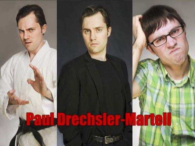 Paul Drechsler-Martell 2013 Stunt Reel