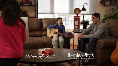 Bernie & Phyl's commercial