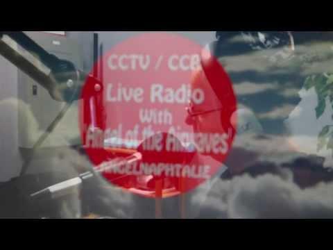 "AngelNaphtalie-""Angel of the Airwaves"" CCR-Radio Promo #1"