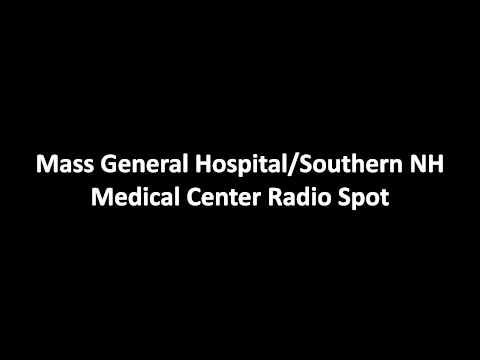 Mass General and SNMC Radio Spot - Jennifer Antkowiak