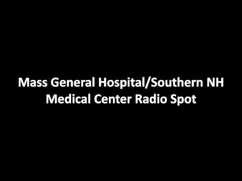 Mass General and SNMC Radio Spot - Jennifer Antkowiak
