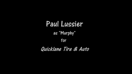 Paul Lussier-Spokesperson/Host Demo