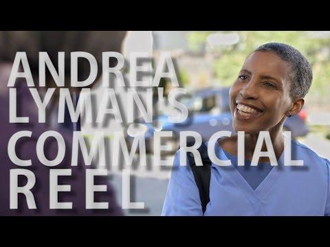 Andrea Lyman's Commercial Reel