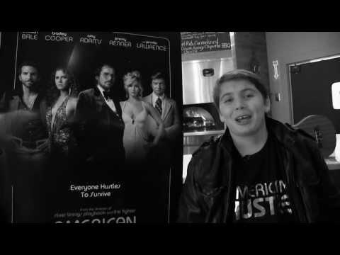 Cape Cod kid in 'American Hustle'
