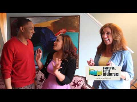 Commercial/Host Reel Kathryn Shasha