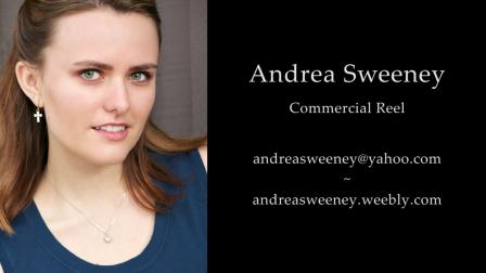 Andrea Sweeney Commercial Reel