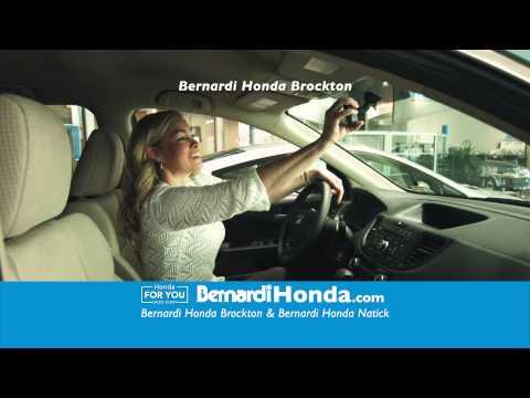 Bernardi Honda for You (Brockton & Natick)