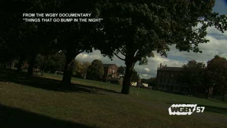 John Haag - WGBY documentary, Things that Go Bump in the Night