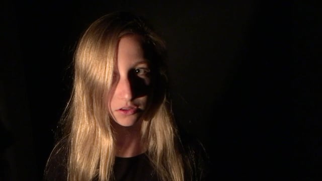 Elizabeth Nee - Dramatic Scene Study