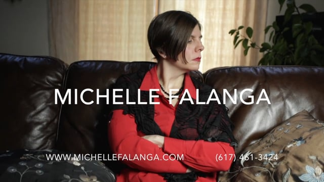 COMMERCIAL REEL-Michelle Falanga