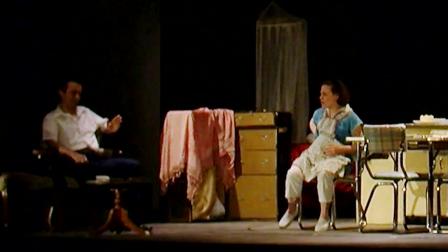"Dan Marshall - Dramatic Clip - Stanley Kowalski in ""A Streetcar Named Desire"""