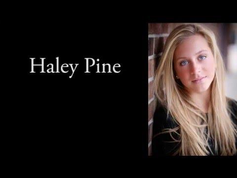 Haley Pine Reel update 4/2016