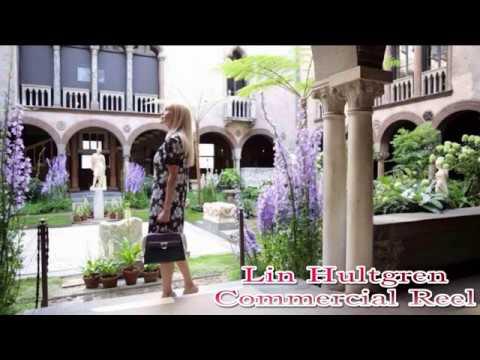 Lin Hultgren Commercial Reel 2017