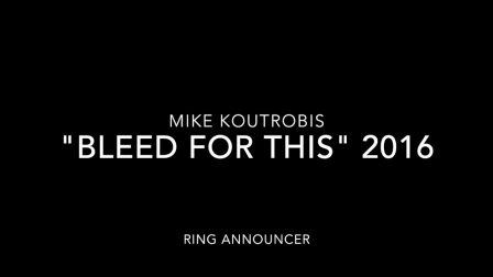 Bleed for this 2016 #2
