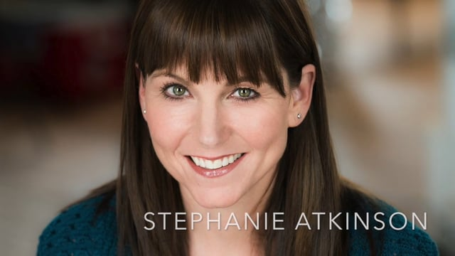 STEPHANIE ATKINSON - Film / Television Reel (2017)