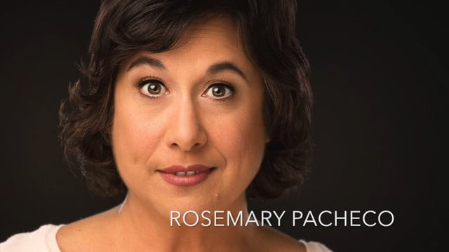 ROSEMARY PACHECO Actor Reel (2017)