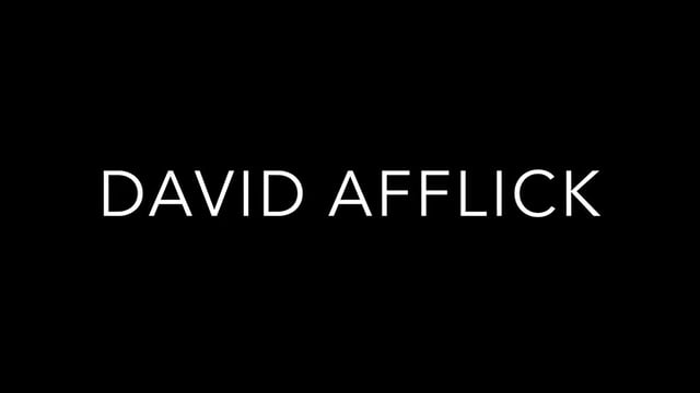 DAVID AFFLICK Actor Reel (2018) sh*tless version
