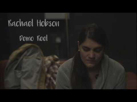Rachael Hobson Demo Reel   2018