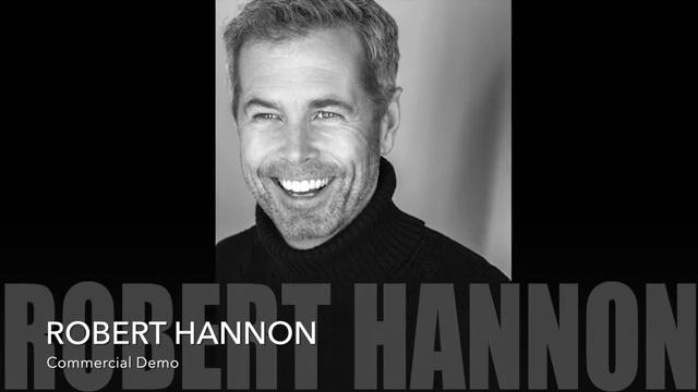 ROBERT HANNON Commercial Demo (2018) Maggie Inc