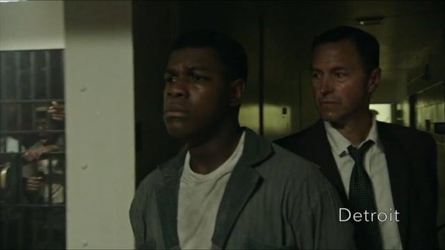 BRADLEY J. VAN DUSSEN Film/TV Demo (2018)
