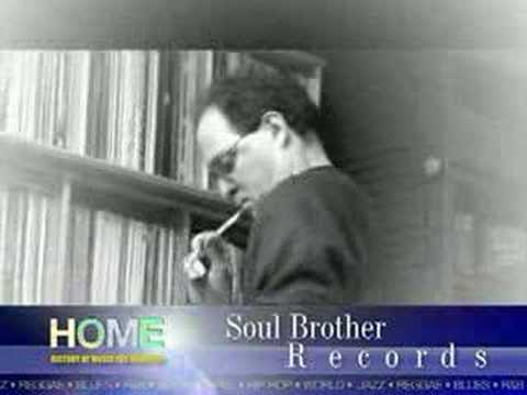 David DJ Lawrence with Soul Brother Records