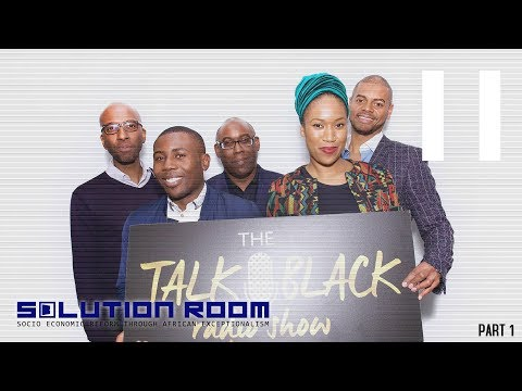 Talk Black Radio The Solutions