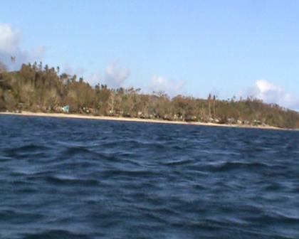 View Tabiang Rabi devastated Cyclone Tomas