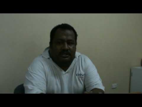 Rabi Chairman Interview Aftermath Cyclone Tomas