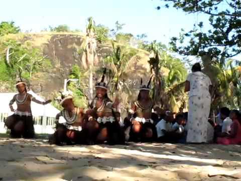 Rabi dancers from Tabiang Primary School