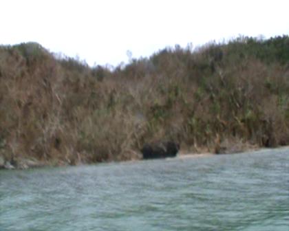 Heading to Nasau Settlement Rabi Fiji