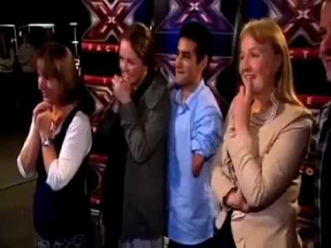 Emmanuel Kelly - X Factor Audition (FULL) Imagine