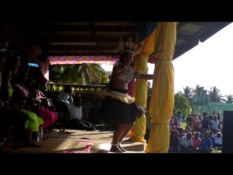 Banaban 15 Dec 3011 Opening Ceromony Celebrations Rabi Island Fiji