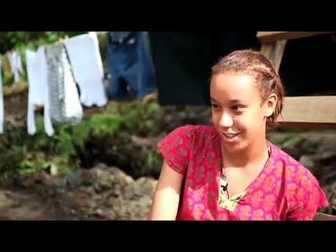 Fiji Mission Trip 2012 - Sabbath on Rabi Island