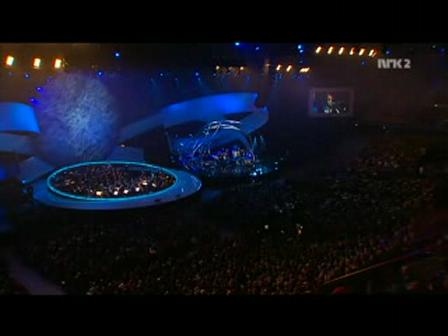 Yusuf (Cat Stevens) - Peace Train - Nobel Concert 2006