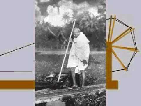 Gandhi the Prophet of Love